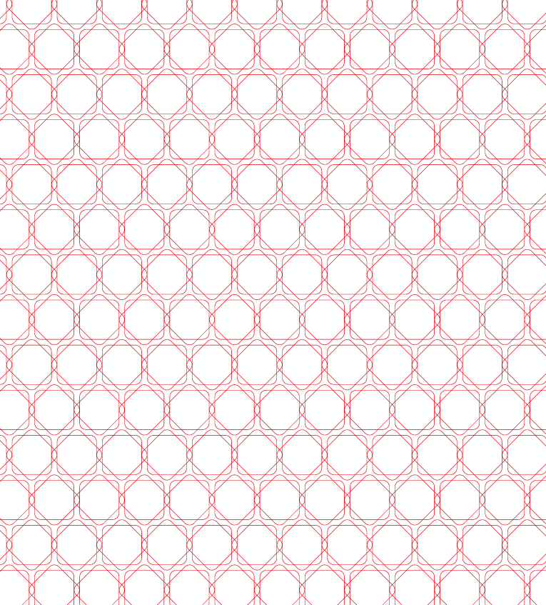 red geometric shape, must have minimalistic pattern vector, seamless, ideal for concept works, presentations and cover designs, templates made for Illustrator