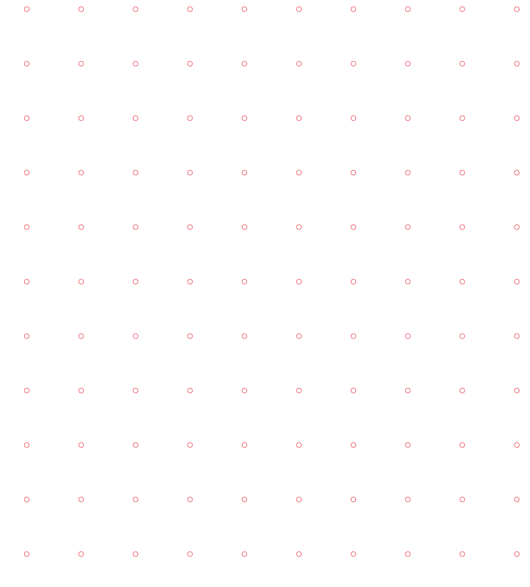 red small round outlines, must have minimalistic pattern vector, seamless, ideal for concept works, presentations and cover designs, Illustrator templates
