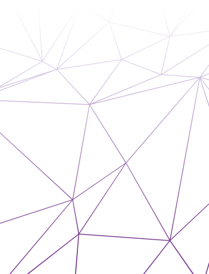 example 05 of a polygonal vector background with gradient