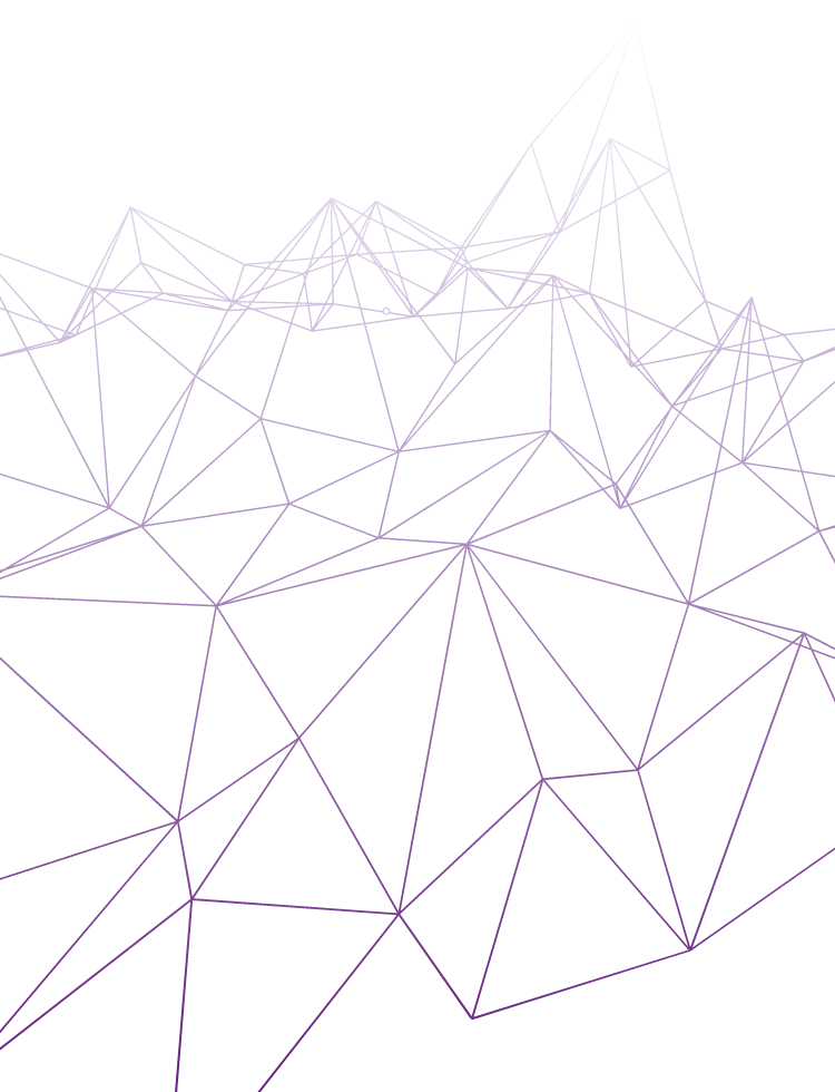 example 04 of a polygonal vector background with gradient
